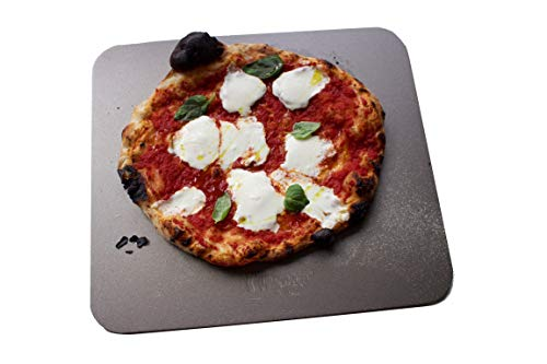 Baking Steel - The Original Ultra Conductive Pizza Stone (14'x16'x1/4')
