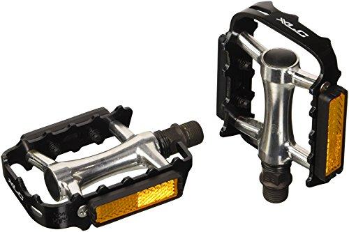 XLC MTB-Pedal Ultralight PD-M04, Schwarz, Silber, One Size