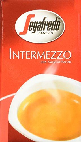 Segafredo Intermezzo Kaffee Espresso 250g gemahlen