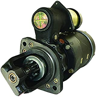 TY6701 New Starter Made To Fit John Deere Tractor 20 4020 4030 4040 4050 Loader, Ford Tractor 8670 8770 8870 8970 Tv140 Tv145, Massey Ferguson Tractor 1080 1085 Others 1903109M91 1903109V91