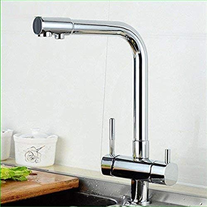 Küchenarmaturen Klicken Sie zum Expanded Ansicht Küche Fauct Küchen - Mischbatterie aus massivem Messing Chrom - Badezimmer - Hahn - Wannen - Mischer - Wannen - Hahn ffnen