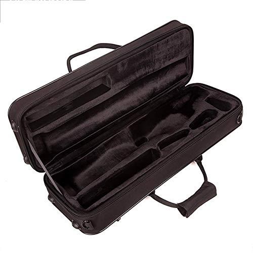 AYYNAM Soprano Rechte Saxofoon Nylon Case, Draagbare Lichtgewicht Comfortabele Saxofoon Case, Saxofoon Accessoires