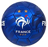 Ballon de Football FFF - 2 étoiles - Collection Officielle Equipe de France de Football - T 5