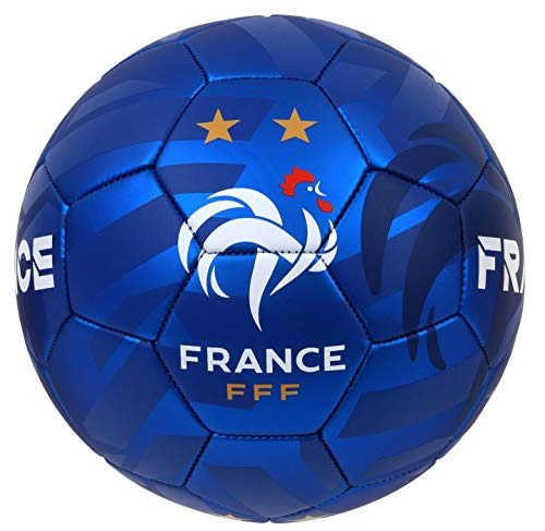Ballon de Football FFF - 2 étoiles - Collection...