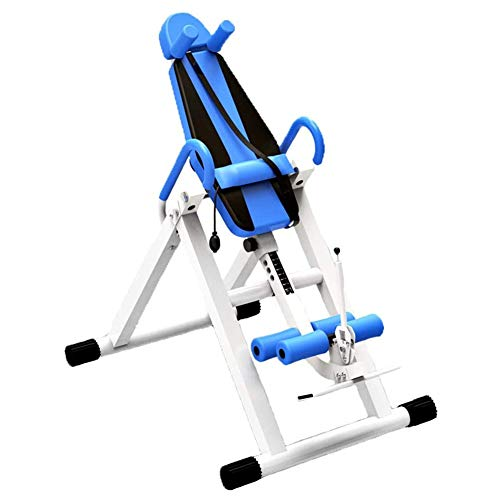 Why Choose CHHCYH Strength Training Inversion Equipment Foldable Gravity Inversion Table Waist Infla...