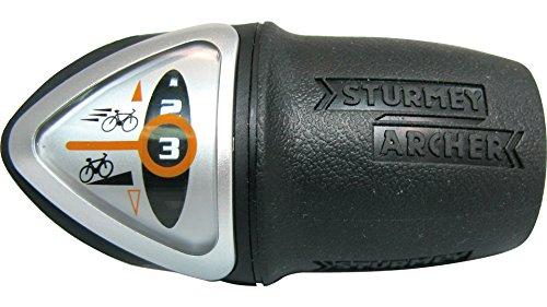 Sturmey Archer Drehgriff 3Gang re.m. Innenzug