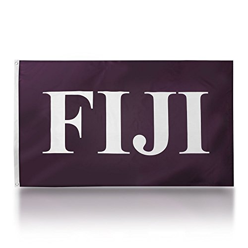 We The Greek Phi Gamma Delta 3' X 5' Officially Licensed FIJI Fraternity Flag