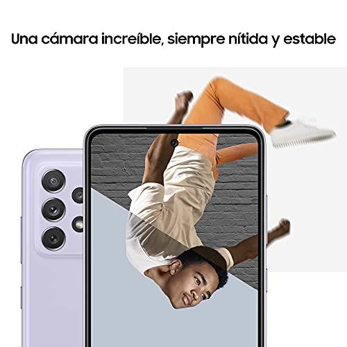 Samsung Galaxy A72 - Smartphone 128GB, 6GB RAM, Dual Sim, Violet