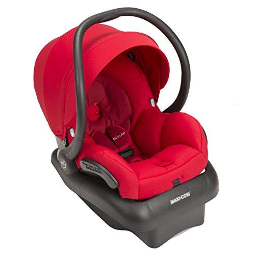 Maxi-Cosi Mico AP Infant Car Seat, Red Rumor