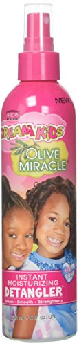 African Pride Dream Kids Olive Miracle Detangler 8oz