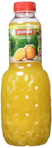 Granini - Zumo Naranja 1000 ml - Pack de 6 (Total 6000 ml)