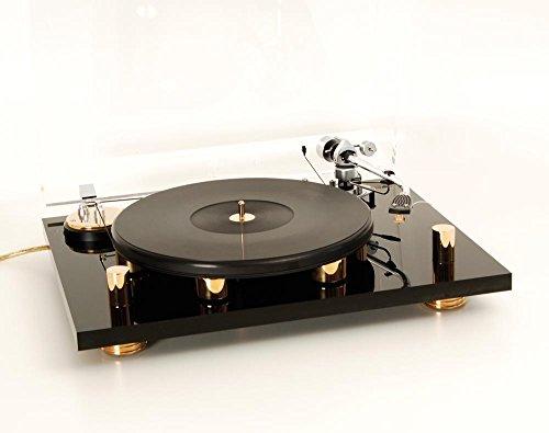 Transrotor Connoisseur gold Plattenspieler mit SME 3009 Tonarm