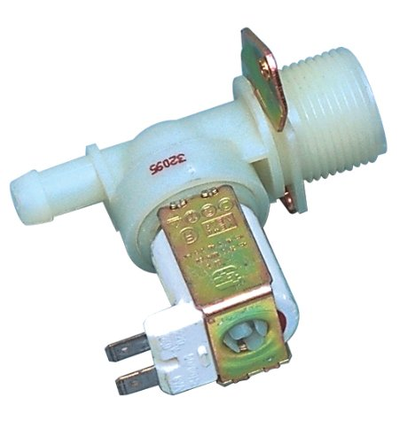 Fixapart W1-08105/A Kühlschrankzubehör Einfach Elektroventil 180° 12 mm