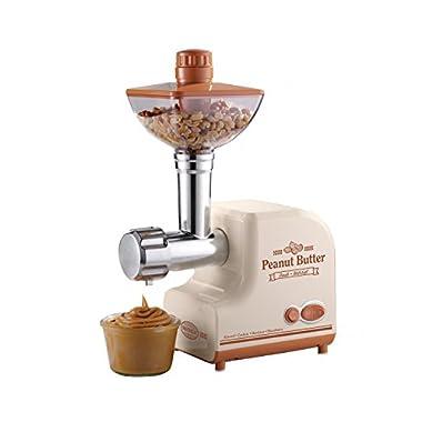 Nostalgia PBM500 Professional Peanut Butter & Nut Butter Maker