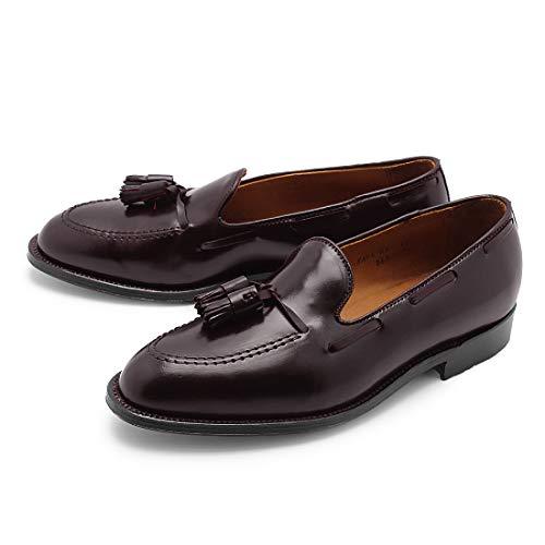 [オールデン] ローファー タッセル モカシン TASSEL MOCCASIN 563 メンズ 紳士靴 革靴 茶 US6.5(24.5cm) [...