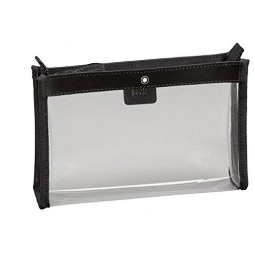 Montblanc Trousse de Toilette, Noir/Transparent (Transparent) - 113145