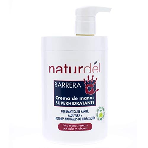 NATURDEL Crema de Manos Superhidratante Naturdel, para Manos