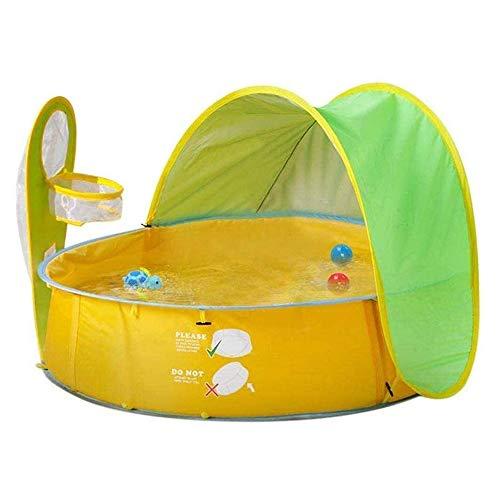 Baby Zwembad Children's Tent Ouder-Kind Workout Gamehouse Automatische Snelheidsregeling Open Tent Beach Pool