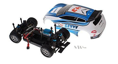 RC Auto kaufen Rally Car Bild 4: Wltoys A949 1 18 2 4GHz 4WD R C Rally Car 50kmH schnell*