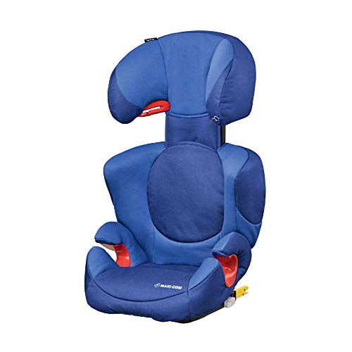 Maxi-Cosi Rodi XP FIX-Kindersitz, ISOFIX Booster-Sitzerhöhung, 3,5 - 12 Jahre, 15 - 36 kg, Electric Blue (blau)