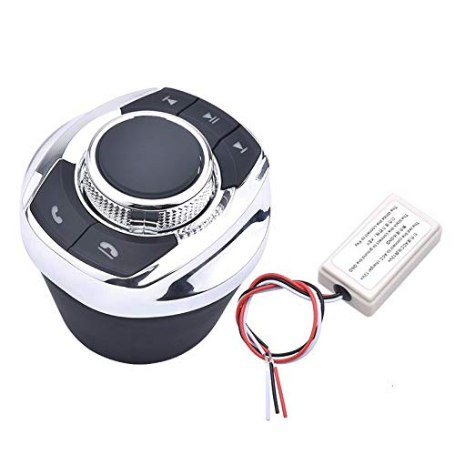 YuYue Electronic Cup Shape 8 Key-Defined Functions Car Wireless Steering Wheel Control Button