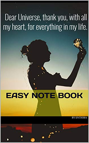 easy NOTE BOOK (English Edition)