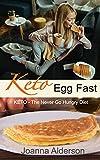 Keto Egg Fast: Keto - The Never Go Hungry Diet