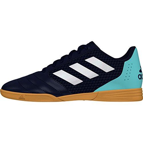 adidas Ace 17.4 Sala J, Scarpe da Calcetto Indoor Unisex-Bambini, Multicolore (Multicolor/(Tinley/Ftwbla/Aquene) 000), 29 EU