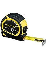 متر قياس اصفر ×اسود 8متر-25مم من ستانلي Tylon STHT30657-8