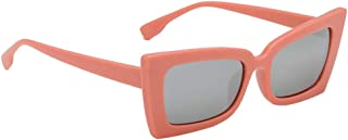 Prettyia Women's Retro Cat Eye Shade Outdoor Frame Designer Sports Eyewear Sunglasses