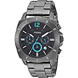 Fossil Men's Quartz Stainless-...