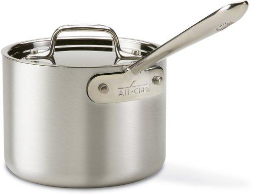 All-Clad 7202 MC2 2-quart saucepan