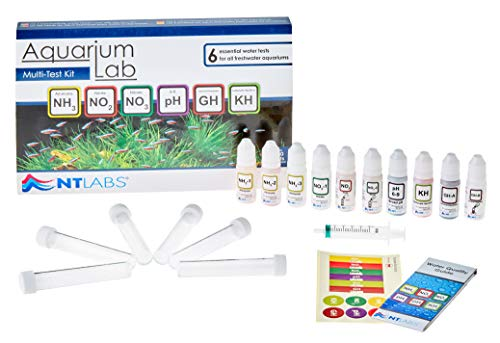 NT Labs NT170 Kit de Análisis Multi Test 6 en 1