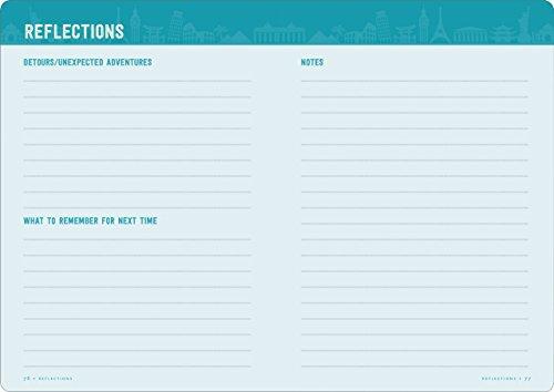 Travel Checklist Journal (Travel Planner Journal) - 41Mi v+9MsL