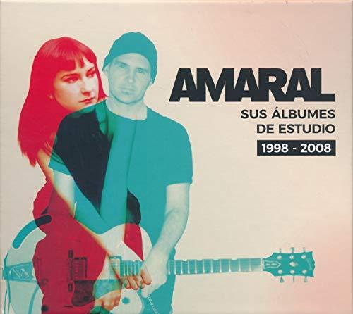 Sus Álbumes De Estudio 1998-2008 (Box 6 CDs)