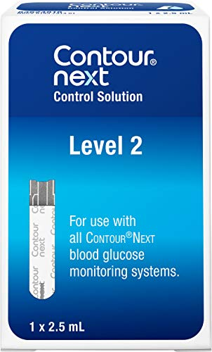Bayer Diagnostics Direct 7314 Contour Next Normal Control Solution, Level 2, 2.5 mL