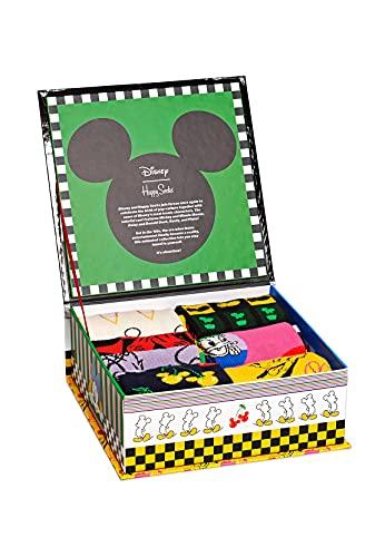 Happy Socks Unisex Socken Disney Gift Box 6er Pack Größe 36-40