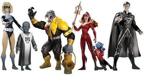 DC Direct - schwarzest Night série 7 set figurines 17 cm (4)
