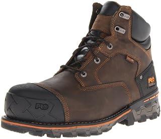 "Timberland PRO Men's Boondock 6"" Waterproof Non-Insulated Work Boot"