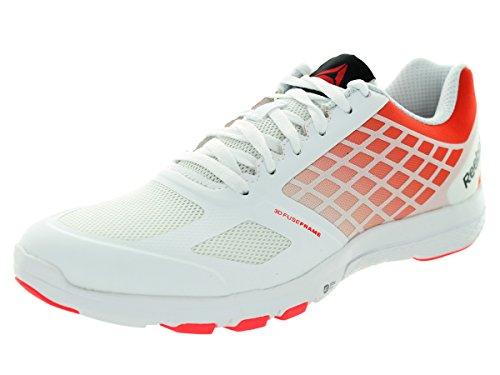 Reebok Mujer Zapato de Gran Salto de formación, Color Blanco, Talla 40