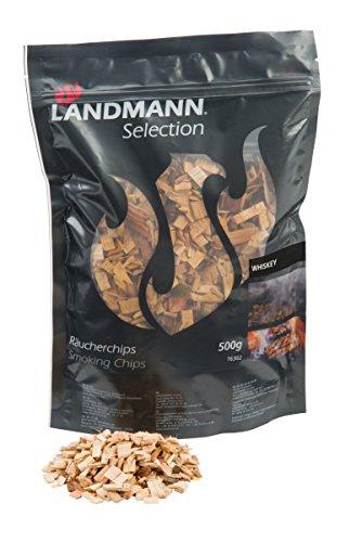 Landmann Raeucherchips Whiskey/Eiche Selection, holz