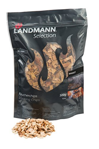 Landmann Raeucherchips Whiskey/Eiche Selection, holz
