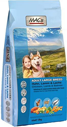 MAC's Large Breed, 1er Pack (1 x 12 kg)