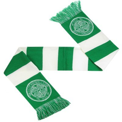 Footie Gifts Celtic F.C - Scarf (BAR)