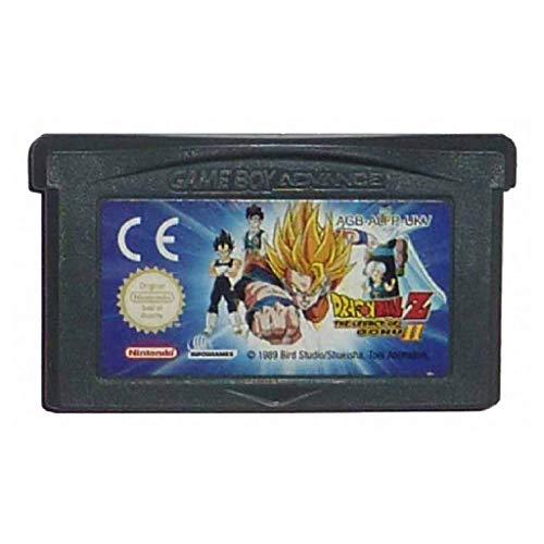 Jhana Dragon Ball Z The Legacy of Goku II 32 Bit Game For Nintendo GBA UKV Version (Reproduction)