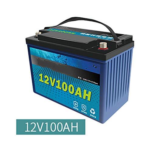 2020 12v 7AH / 12AH / 20AH / 40AH / 75Ah / 100AH / 120AHLiFePO4 Ciclo Profundo De La Batería De Almacenamiento De Energía De La Batería De La Batería De La Batería Solar De La Batería Paquete De RV