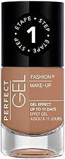 Fashion Make-Up FMU1402603 Perfect Gel N° 3 - Esmalte de uñas porcelana 10 ml