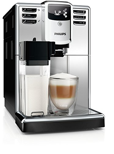 PHILIPS EP5363/10 Kaffeevollautomat, 18/10 Stahl, 1.8 liters, Silber
