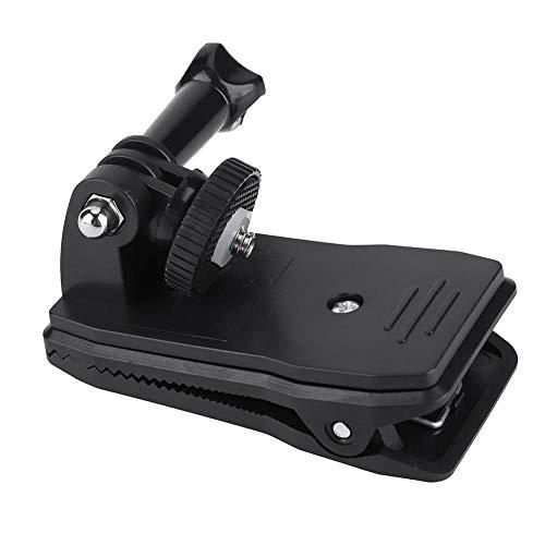 Yunir Kamera-Rucksack-Clip, Outdoor-Kamera-Rucksack-Clip-Kit Erweitern Sie das Zubehör für Insta360 ONE X/EVO für Kameras mit 1/4 Zoll Schraubenloch unten