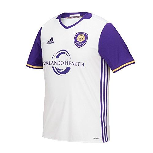 Camiseta réplica de MLS Youth, Niños, 7416B, Blanco, S